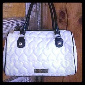 💖💖Betsey Johnson Quilted Purse